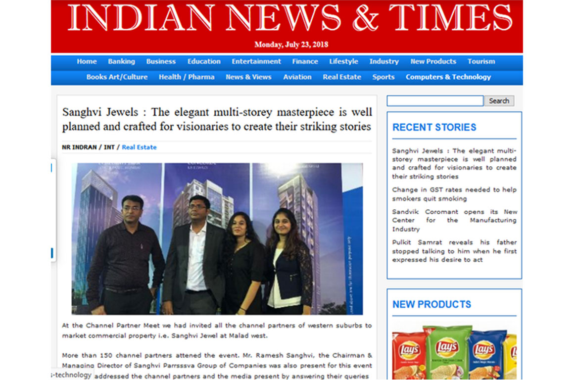 India News and Times